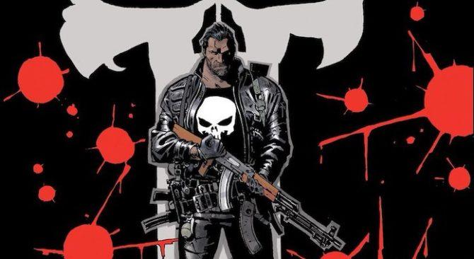 garth ennis punisher nuovi fumetti marvel