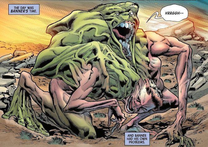 immortal hulk marvel