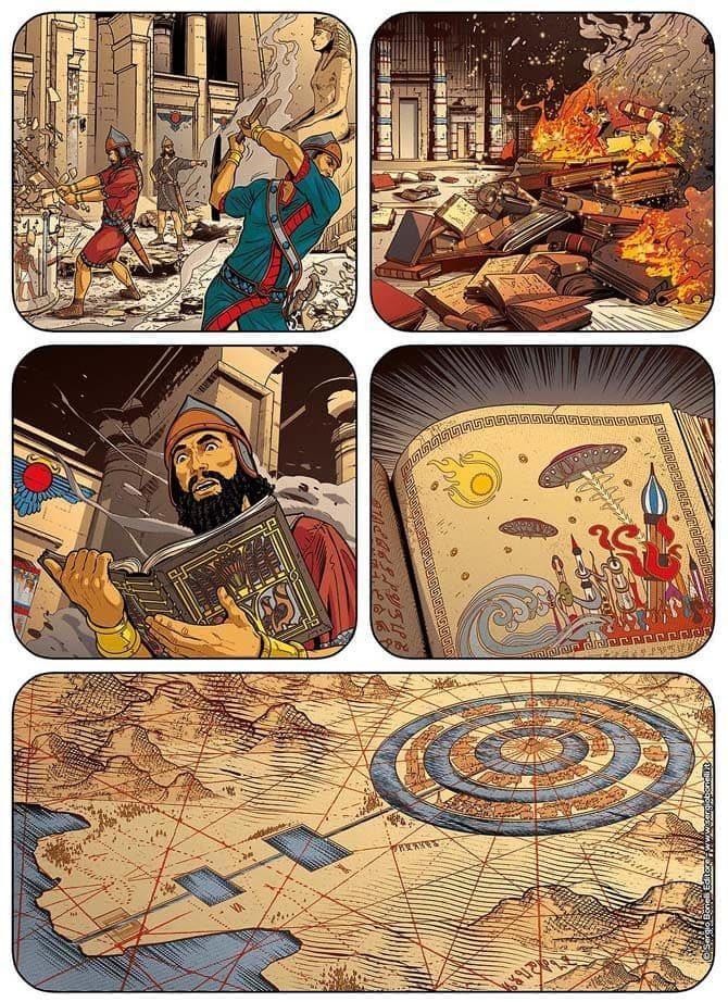 martin mystere nuove avventure a colori fumetto bonelli