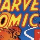 marvel comics 1