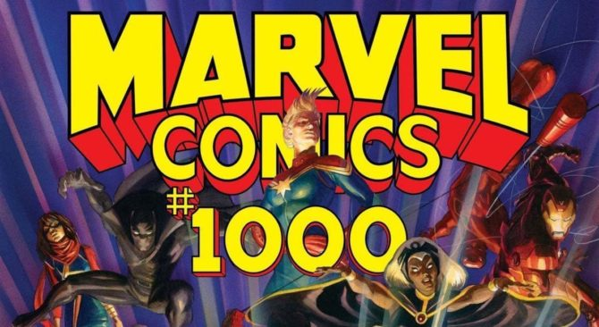 marvel comics 1000 immigrazione