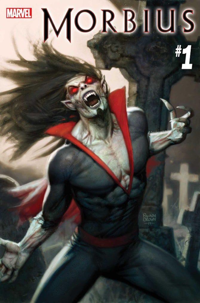 morbius fumetti marvel novembre 2019