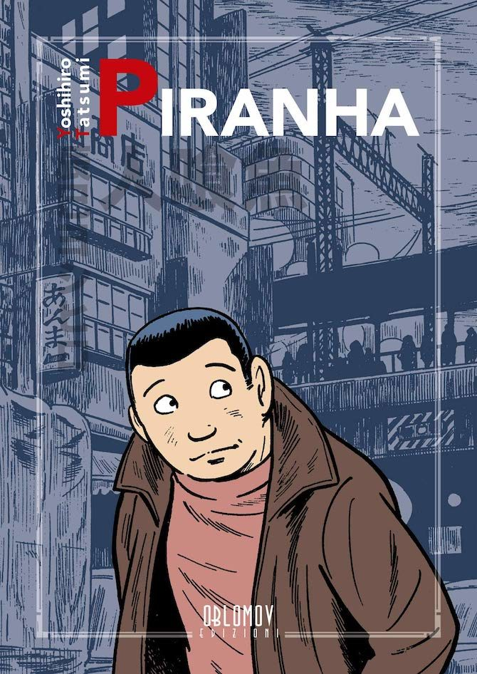 piranha tatsumi radar fumetti 30 8 19
