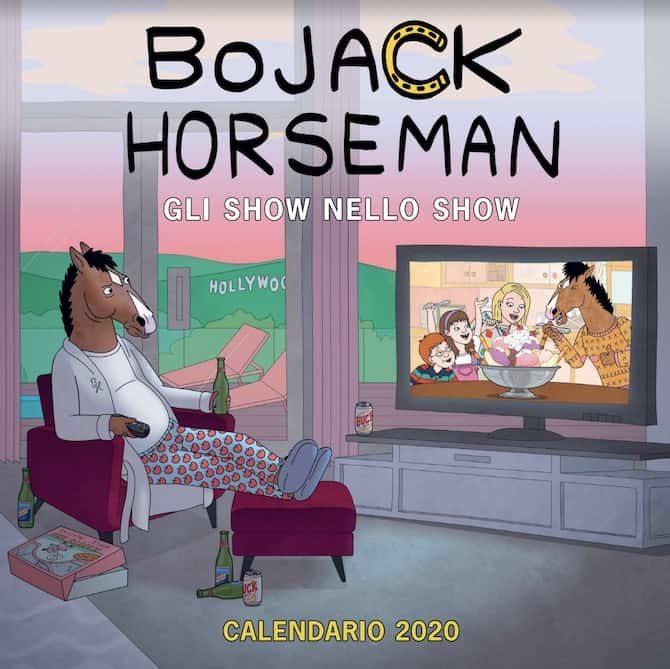 Calendario BoJack
