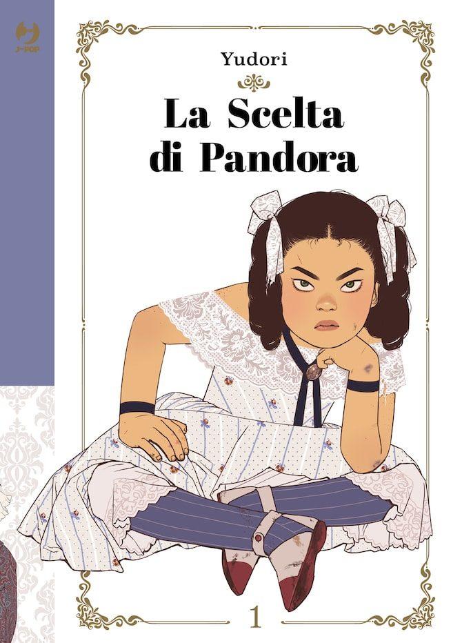 La Scelta di Pandora valente yudori lucca comics