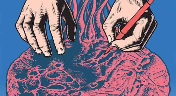 """Le prime 10 pagine di """"Dédales"""", il nuovo fumetto di Charles Burns - Fumettologica"""