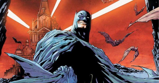 James Tynion IV batman dc comics