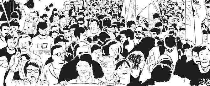 """La prefazione di Zerocalcare a """"Dossier TAV"""" di Claudio Calia - Fumettologica"""