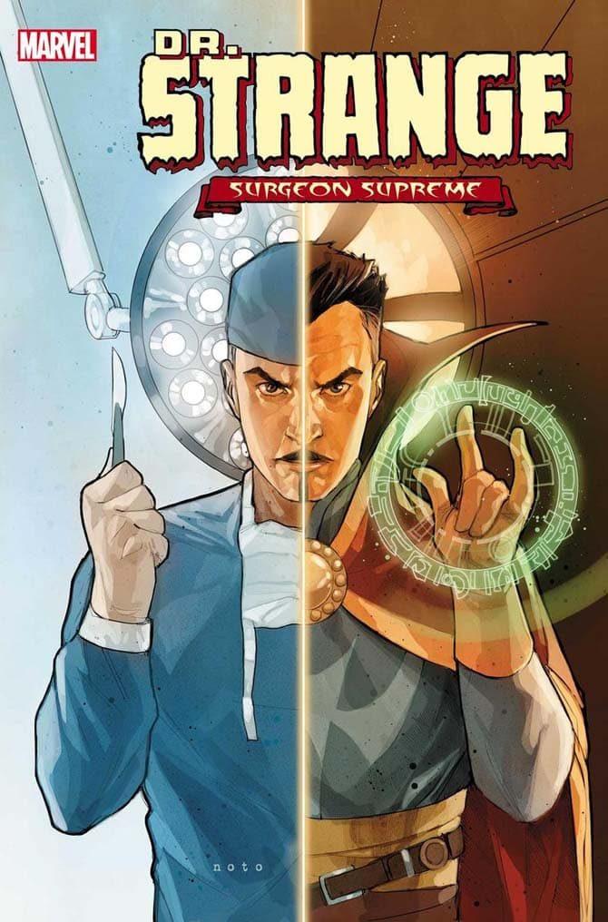 doctor strange fumetti marvel dicembre 2019