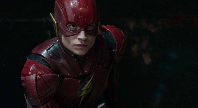 andres muschietti flash film dc comics