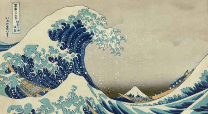 hokusai lucca