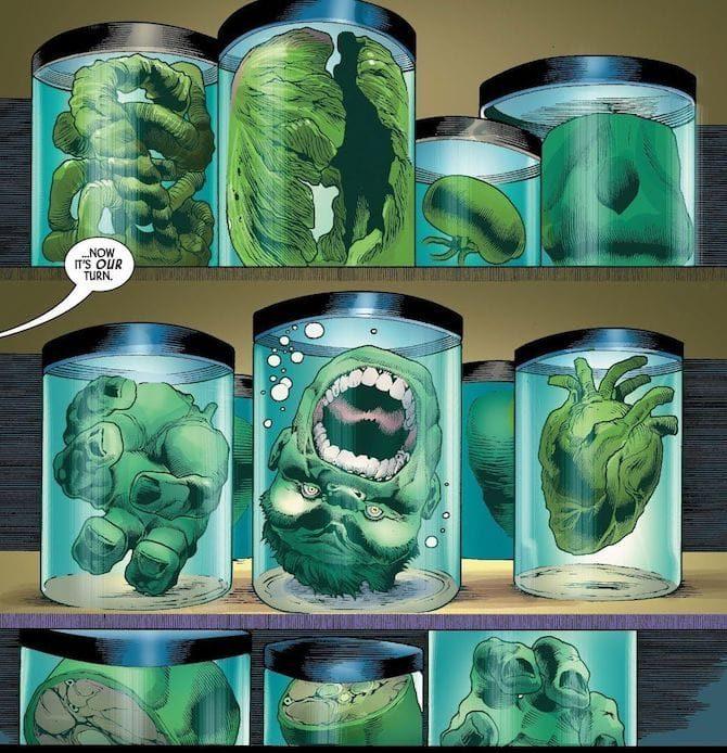 immortale hulk marvel