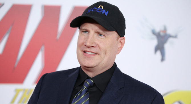 kevin feige cco marvel entertainment