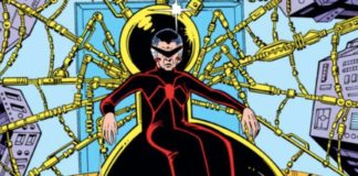 madame web marvel spider-man