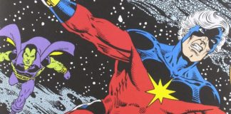 morte capitan marvel fumetto starlin