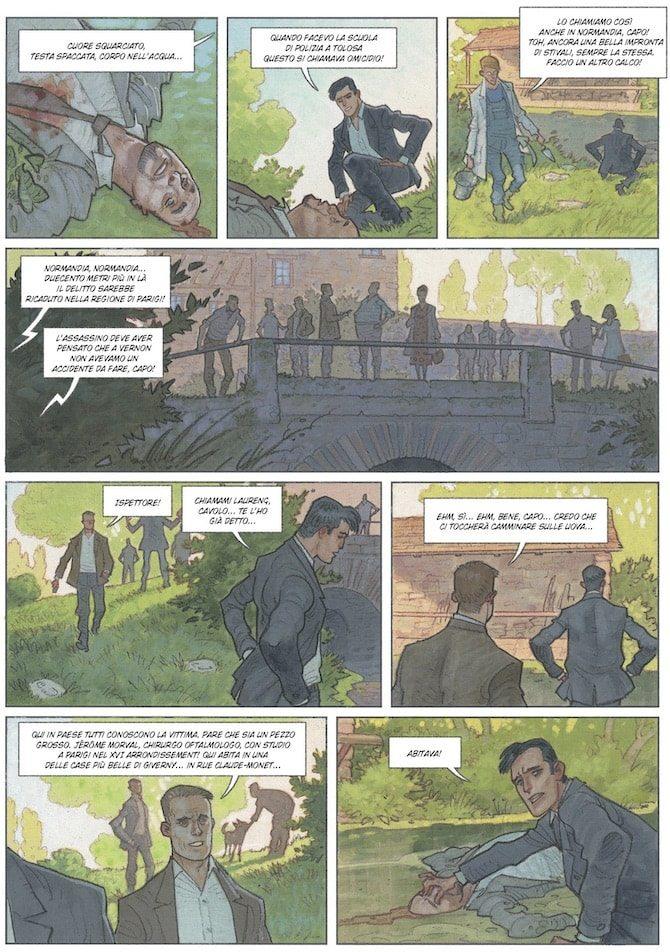 ninfee nere graphic novel
