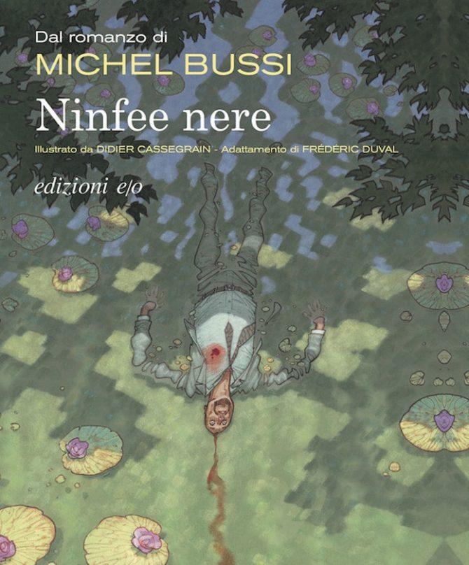 """""""Ninfee nere"""" di Michel Bussi, a fumetti - Fumettologica"""