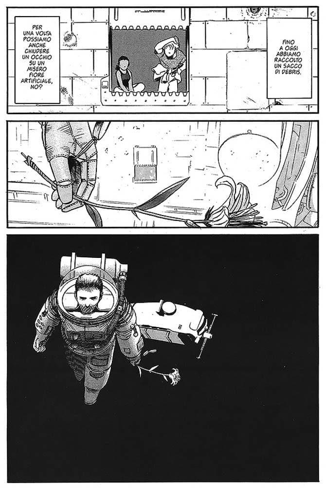 planetes manga panini