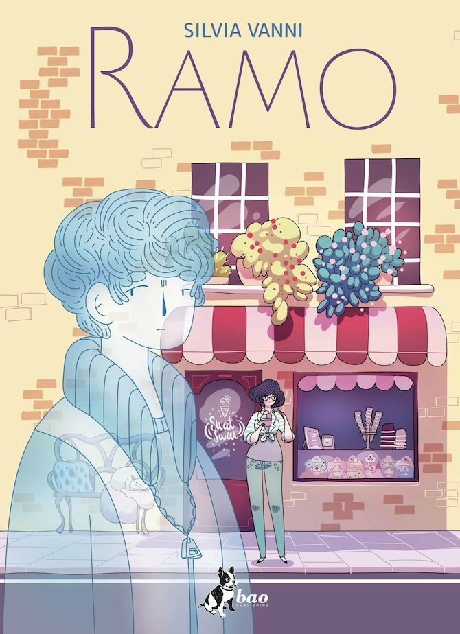 """""""Ramo"""", un delicato racconto su morte e amore - Fumettologica"""