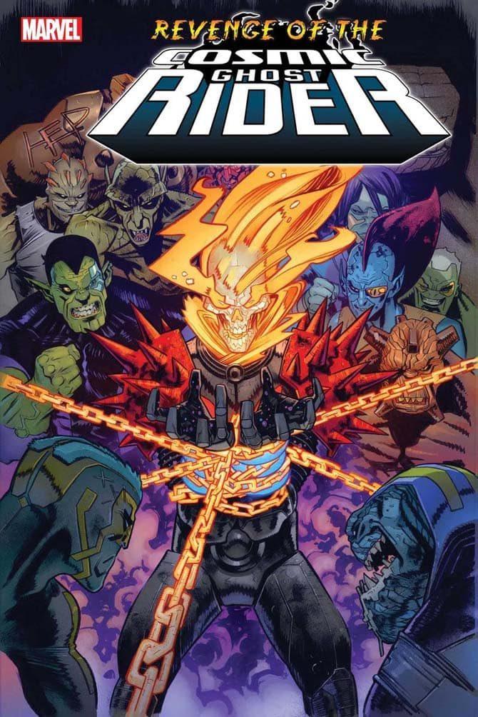 cosmic ghost rider fumetti marvel dicembre 2019