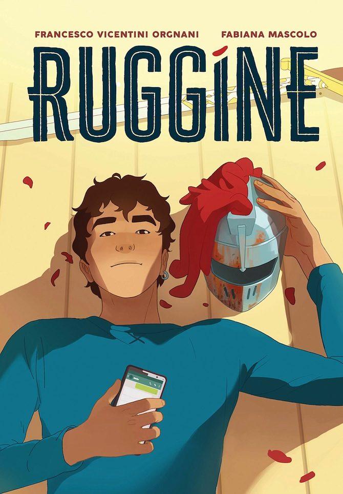 """""""Ruggine"""", un'armatura contro le pene d'amore - Fumettologica"""