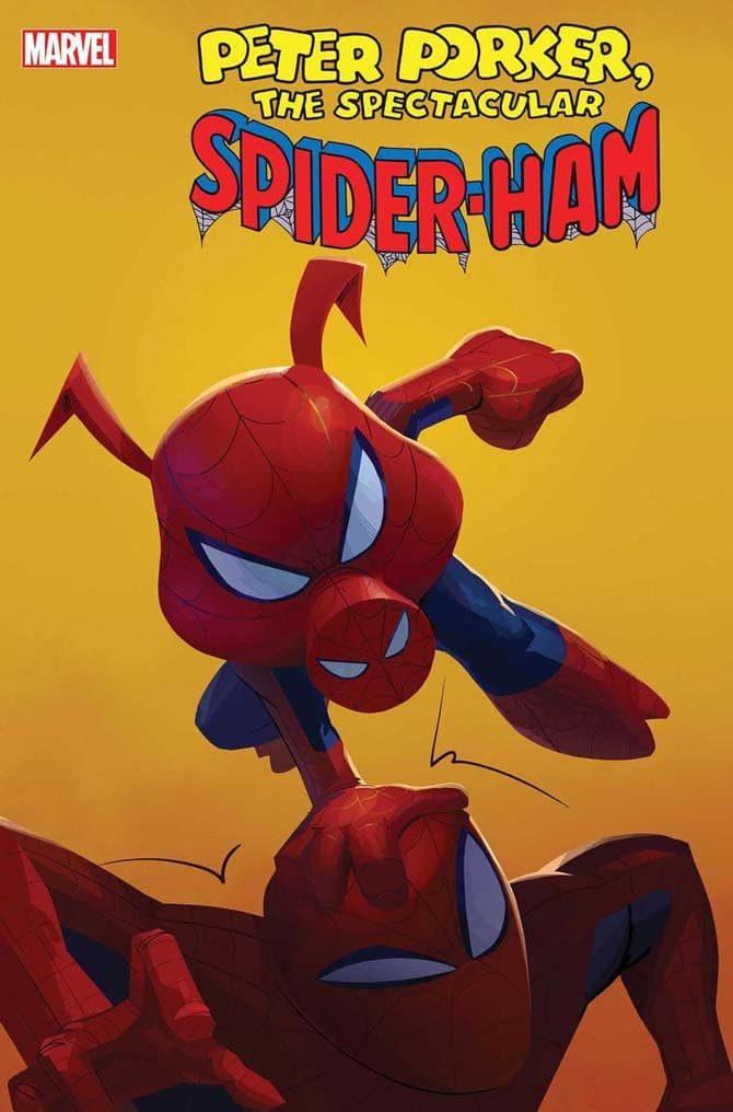 spider-ham fumetti marvel dicembre 2019