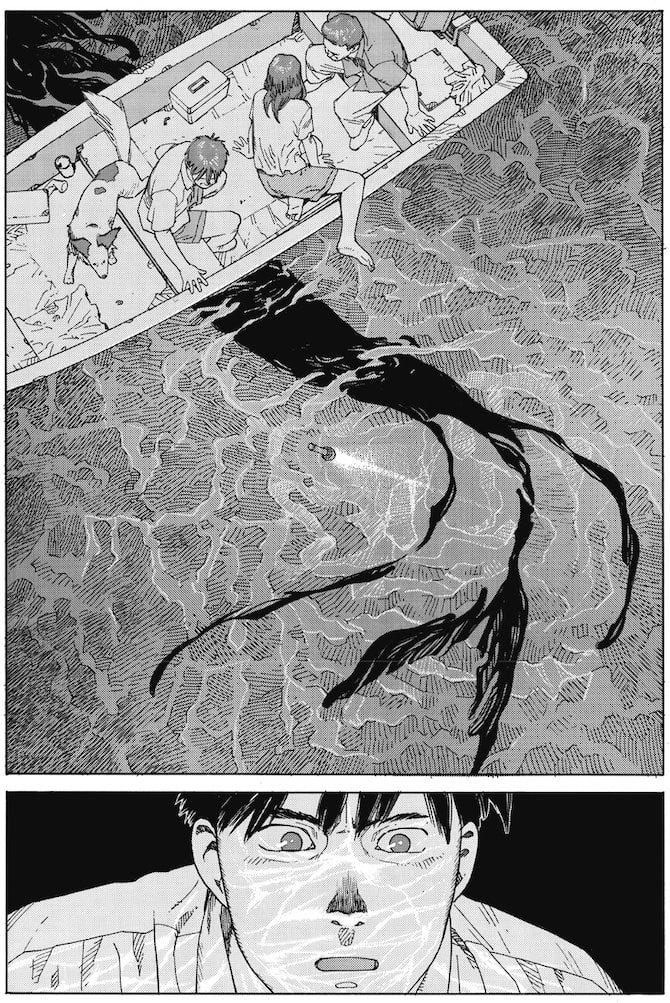 stirpe sirena satoshi kon