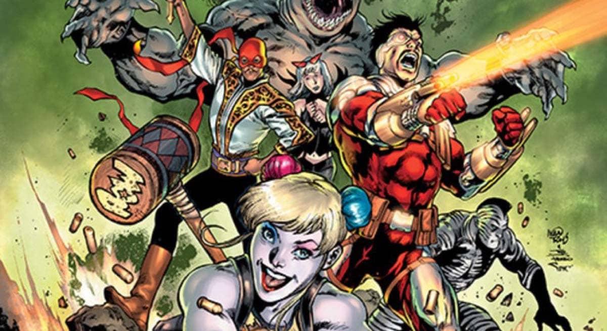 DC Comics rilancia la serie a fumetti della Suicide Squad ...