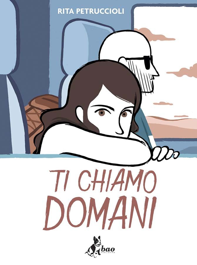 ti chiamo domani rita petruccioli graphic novel bao publishing