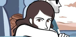 ti chiamo domani rita petruccioli graphic novel bao