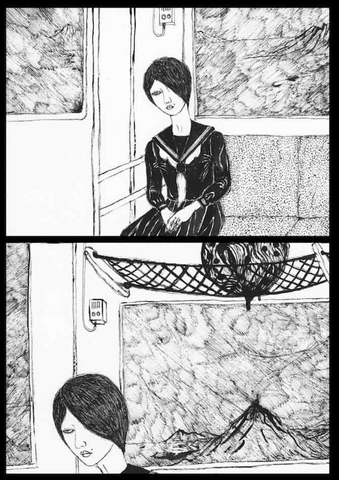 treno ospedale daisuke ichiba