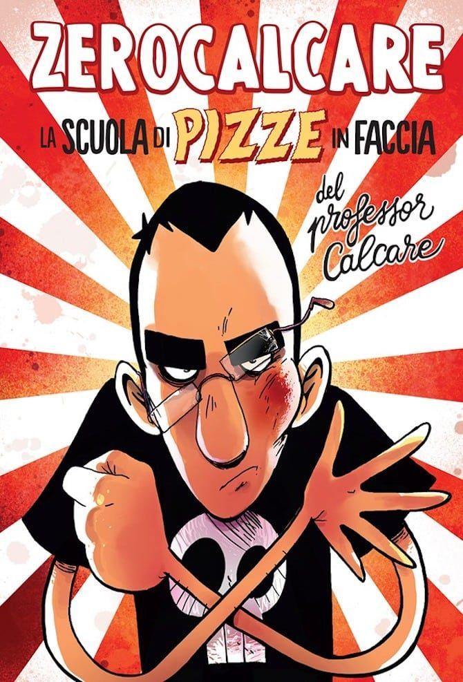 zerocalcare pizze nuova copertina