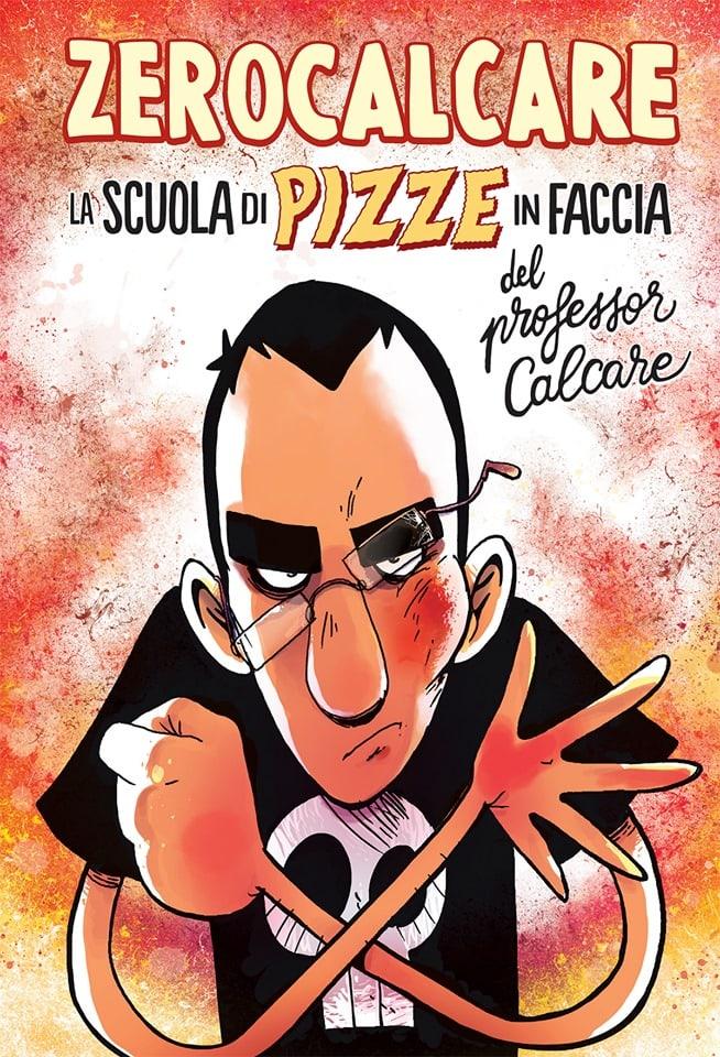 zerocalcare scuola pizze in faccia del professor calcare graphic novel bao fumetti 25 10 2019