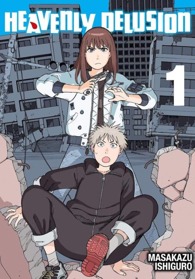 Heavenly Delusion manga star comics