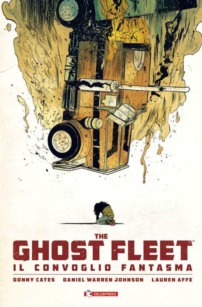 ghost fleet cates johnson fumetto saldapress