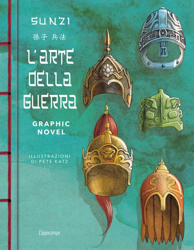 l'arte della guerra ippocampo graphic novel