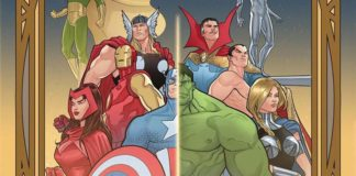 avengers defenders tarot fumetto marvel