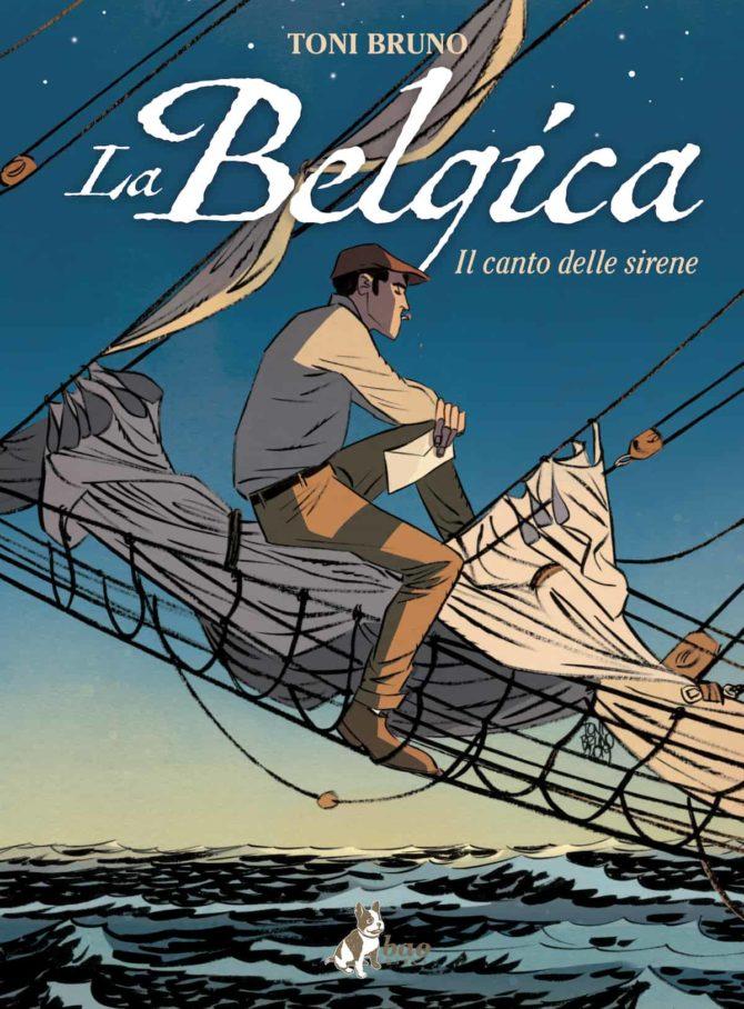 mario natangelo fumetti la belgica