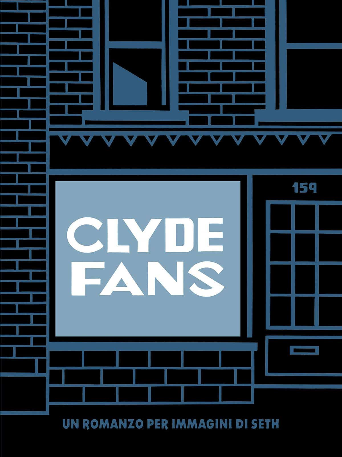 clyde fans fumetti lucca comics 2019