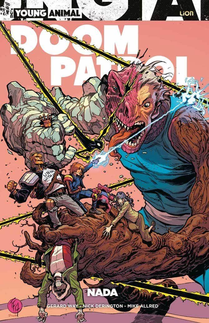 doom patrol 2 dc comics migliori fumetti settembre 2019