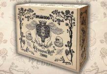 dylan dog wedding box bonelli