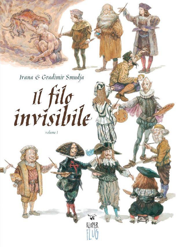 filo invisibile smudja