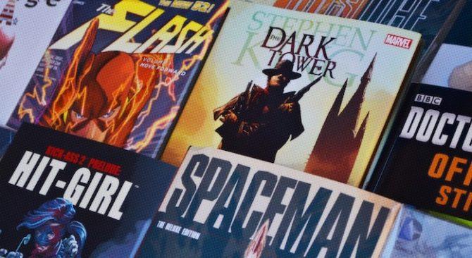 amazon promozione fumetti libri