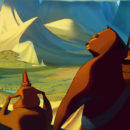 invasione orsi lucca comics