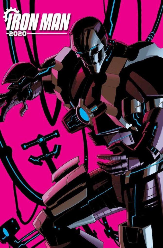 iron man 2020 fumetti usa 2020