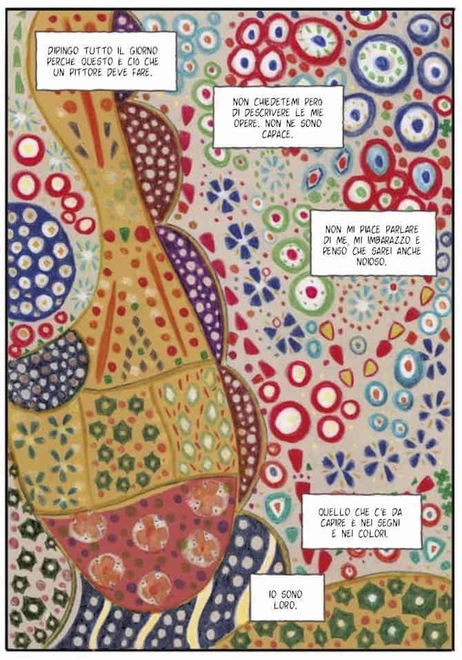 Gustav Klimt Otto Gabos