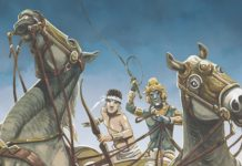 mahabharata ippocampo graphic novel
