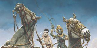 mahabharata ippocampo graphic novel