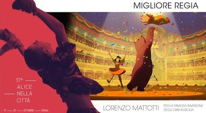 Lorenzo Mattotti Alice nella città