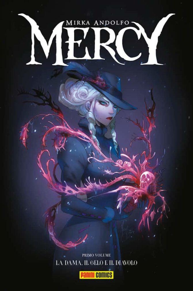 mercy mirka andolfo fumetti vincitori premi comicon 2020